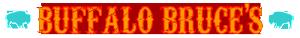 Buffalo Bruce's logo
