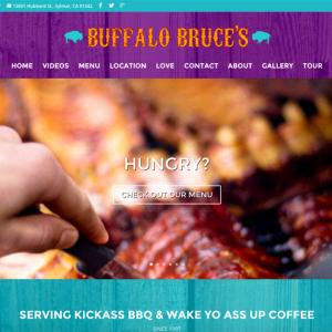 Buffalo Bruce's